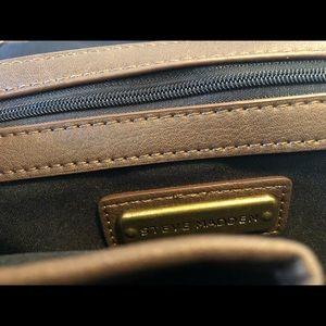 Steve Madden Bags - Steve Madden Guitar Strap Saddle Crossbody Bag